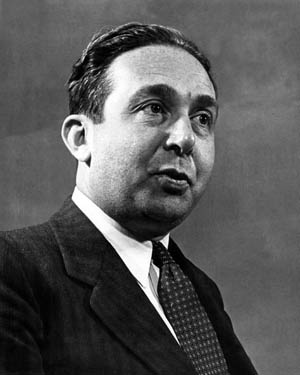Manhattan Project scientists Leo Szilárd.