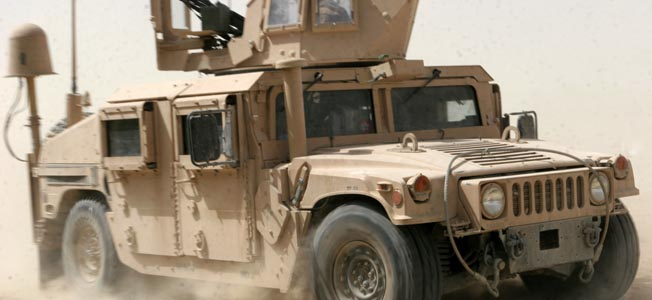 The Us Armys Humvee