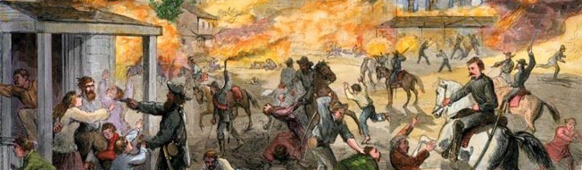Kansas Brigadier James Henry Lane