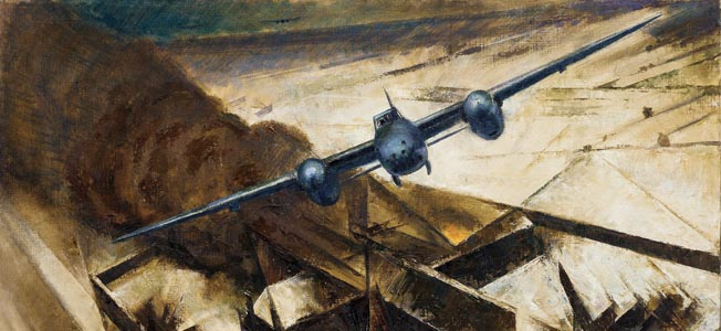An unconventional wooden British warplane should not have been a success against Axis powers but it was.