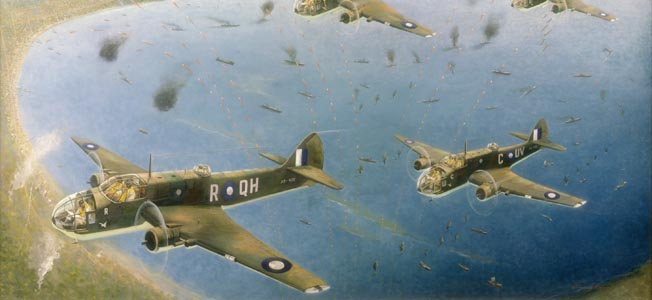 The Royal New Zealand Air Force played a pivotal role in the war against Japan.