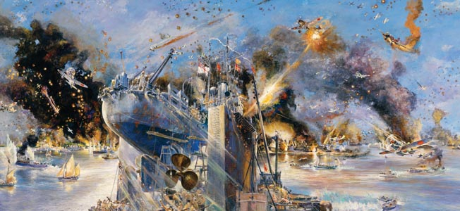 The Japanese Imperial Navy's air attack on the Australian city of Darwin was the greatest military disaster ever inflicted on that country's soil.