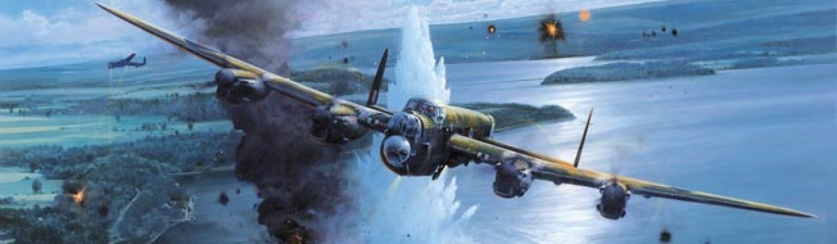 WWII Aircraft: The Lancaster Heavy Bomber