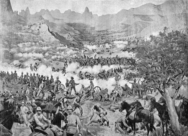 Seeking to grab a piece of Africa during the colonial scramble for conquest, Italy invaded Ethiopia in early 1896.