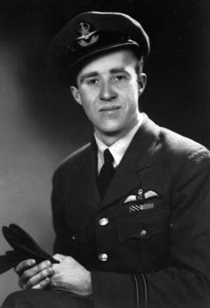 New Zealander Alan George flew numerous missions over Nazi- occupied Europe and  served as an instructor training new pilots.