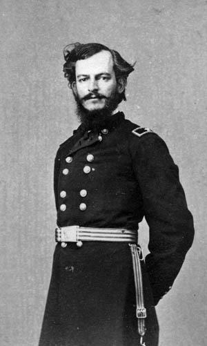 General Joseph Mower.