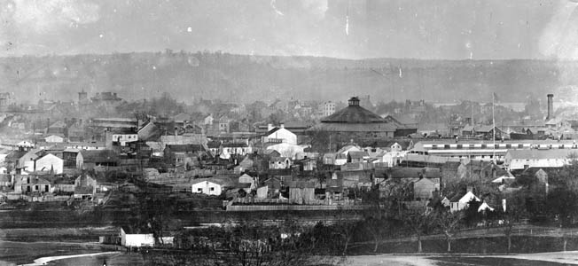 Alexandria, the Northern Virginia city on the outskirts of Washington, D.C. was the first, and longest held, Confederate city during the Civil War.