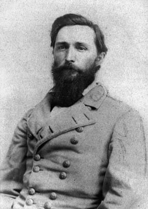 Confederate Brig. Gen. Alfred Colquitt.