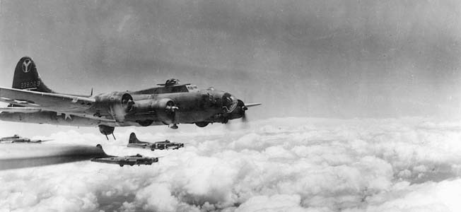 The vast fleets of bombers that attracted the bulk of the increased German fighter output became attritional traps.