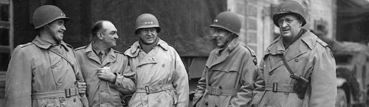 The Battle of the Bulge: An Allied Logistic Victory