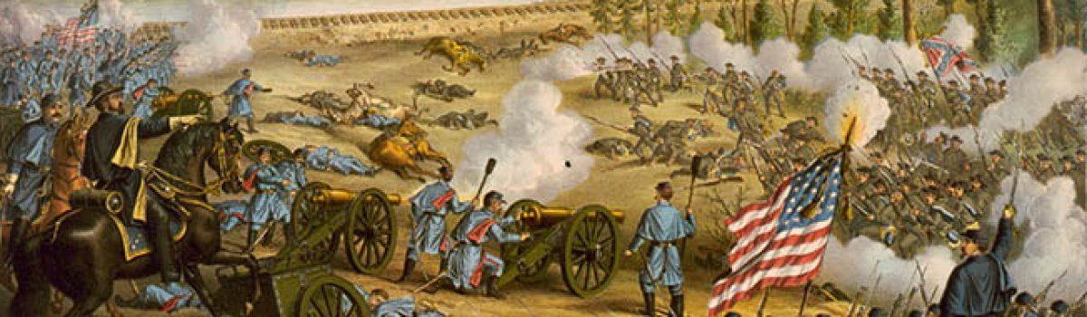 American Civil War Timeline – Southern Offensives Turned Back