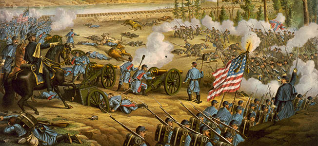 This American Civil War timeline covers the events of July to December 1862, from the Peninsula Campaign to the Battle of Stones River.