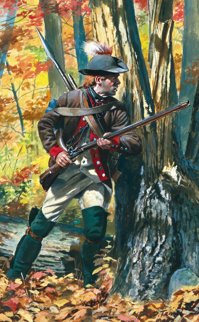 Warfare History Network 187 Revolutionary War Weapons The