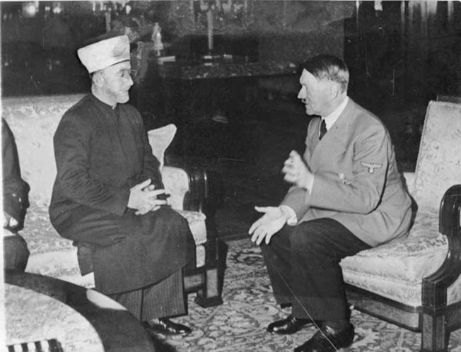 Prime Minister Winston Churchill labeled Haj Amin Al-Hussaini, the Grand Mufti of Jerusalem, as such.