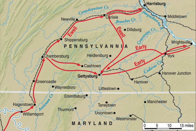 A 15-minute skirmish at Wrightsville Bridge had a lasting impact on the Battle of Gettysburg and, by extension, the entire American Civil War.