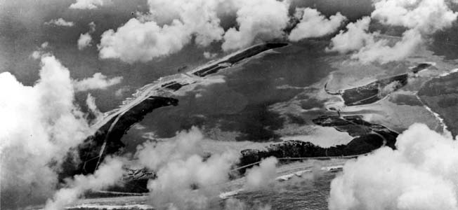 In the opening days of the war, the heroic defense at the Battle of Wake Island gave America hope.
