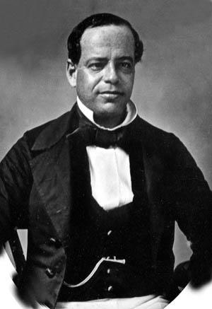 General Antonio López de Santa Anna.