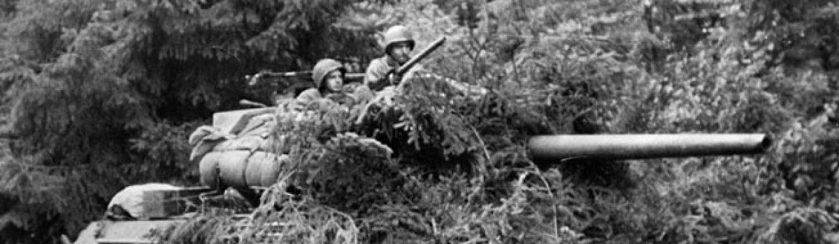 Armored in Lorraine: Battle of Arracourt
