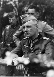 Generalmajor Erwin Rommel.