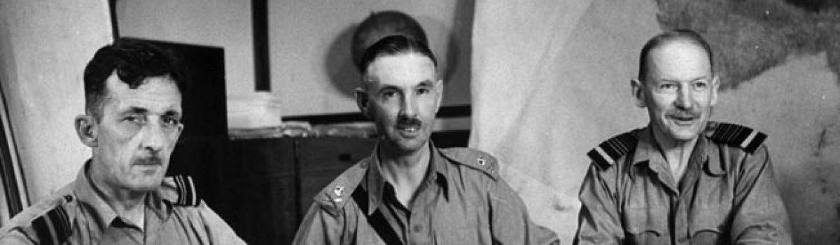 General Arthur Percival: a Convenient Scapegoat?