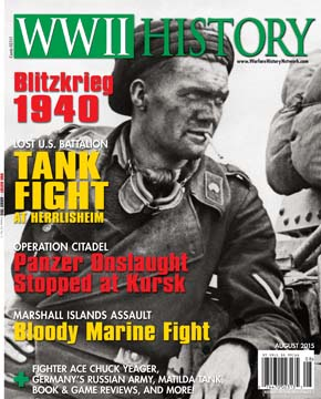 WWII History August 2015