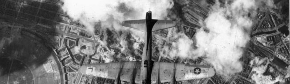 The Day Doolittle's Eighth Air Force Bombed Berlin