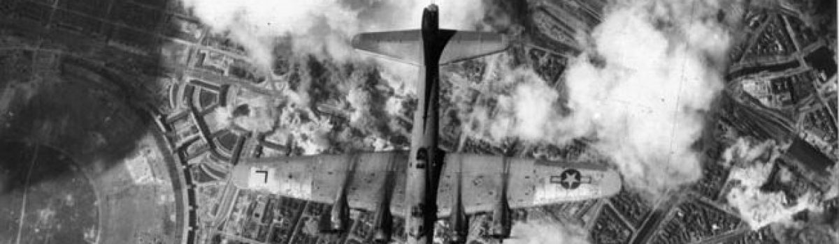 The Bombing of Berlin by Doolittle's Eighth Air Force