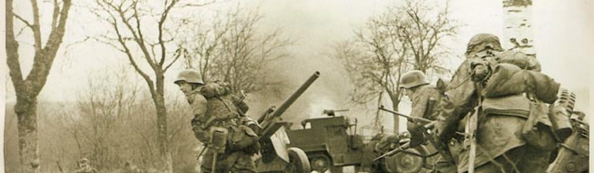 The Malmédy Massacre and the Battle of the Bulge
