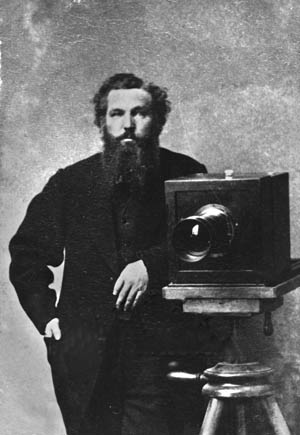 Scotsman Alexander Gardner was photographer Mathew Brady's chief assistant.