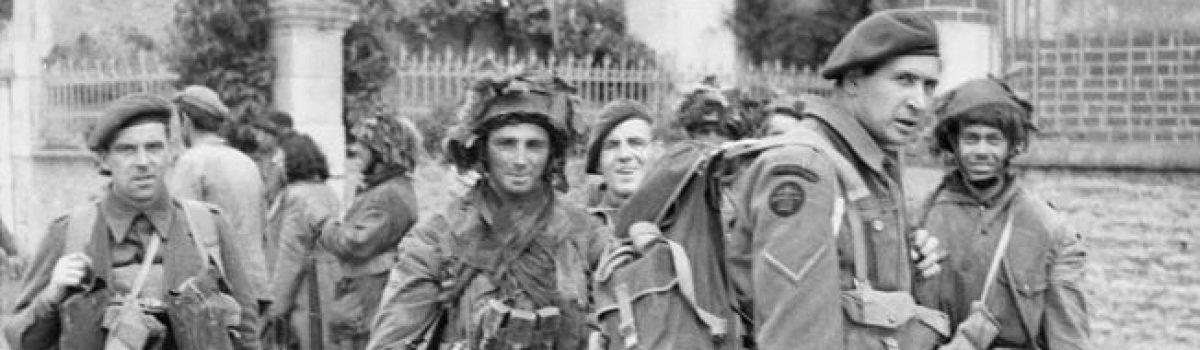 Commandos Crack Hitler's Atlantic Wall