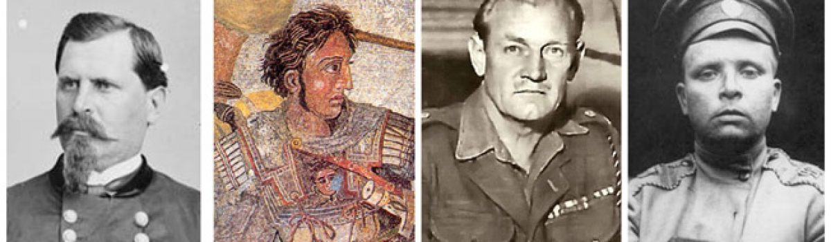 Badasses of History: The Men & Women Who Turned the Tide of War