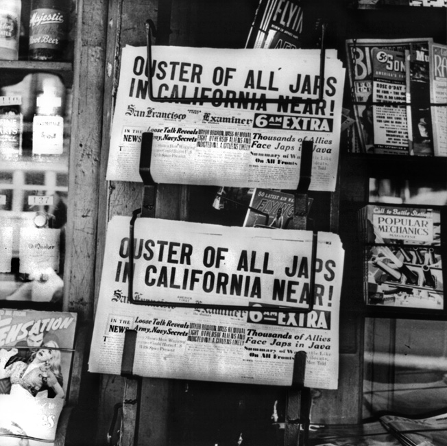 Two months after Pearl Harbor, California newspapers were already reporting plans to move Issei and Nisei away from the West Coast.