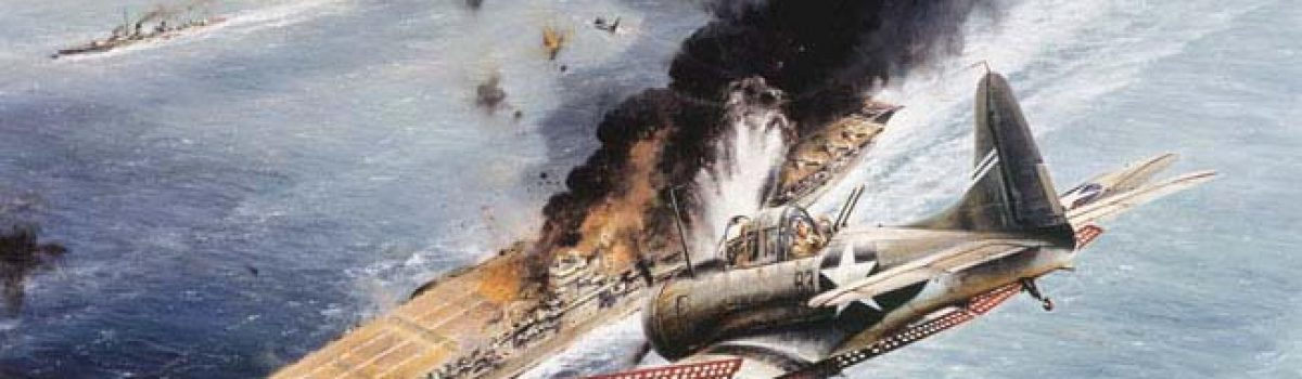 The Battle Of Midway: Turning the Tide in the South Pacific