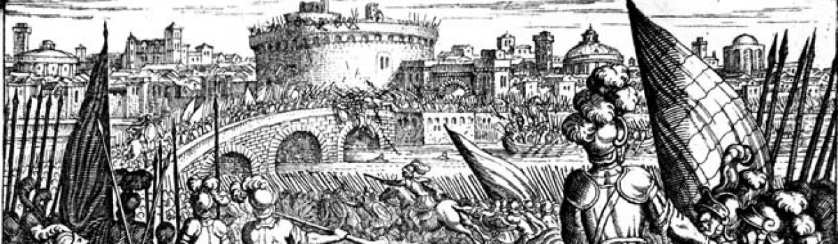 Battle of Allia: the Gauls Sack Rome