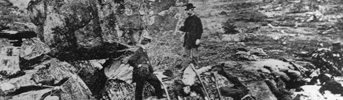 Battle of Gettysburg: Devil's Den Battlefield