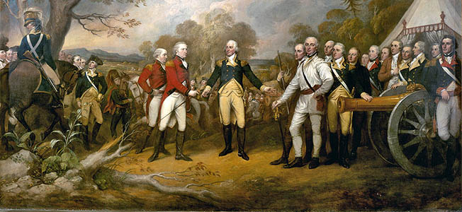 What Was The First Battle Of The Revolutionary War >> Warfare History Network Saratoga Park Honors First Large Scale