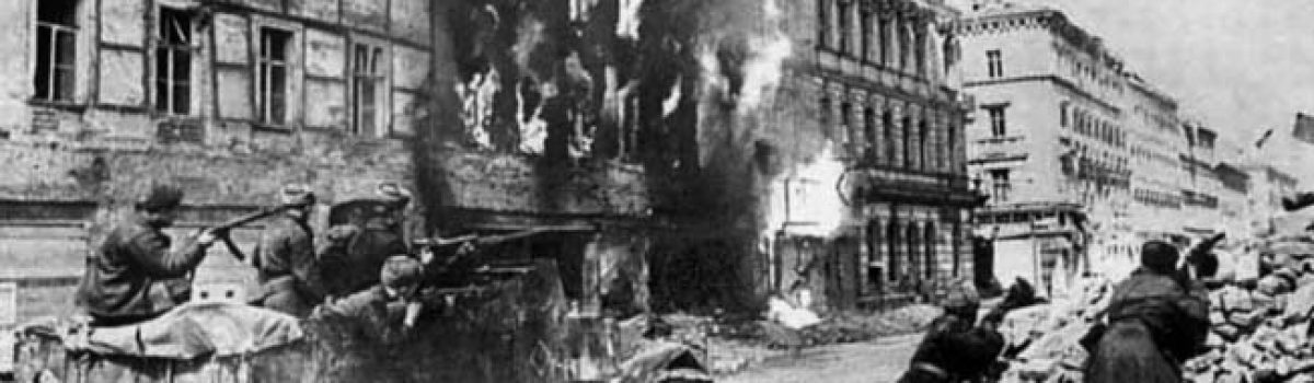 A Soviet Red Army Victory at Vienna