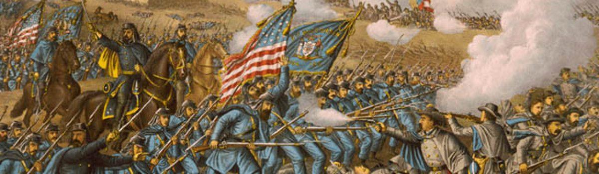 """The Gallant Pelham"" at the Battle of Williamsburg"