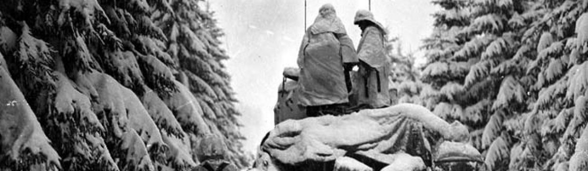 World War II's Famous Battle of the Bulge