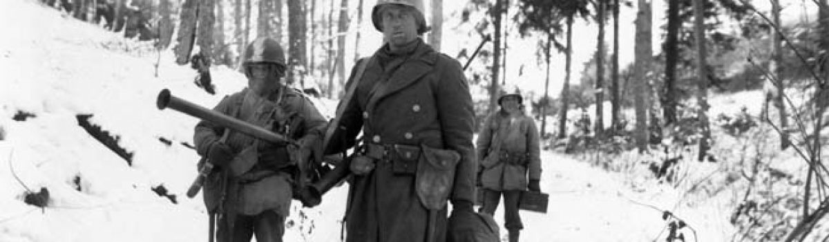 The Battle of the Bulge: 75+ Years On