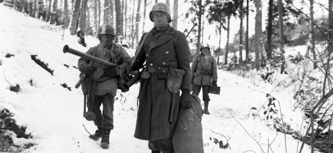 Be sure to check out these and other stories on the Battle of the Bulge, Adolf Hitler's last great counteroffensive along the Western Front.