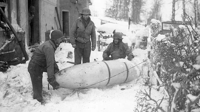 The Odds Were Stacked Against the Success of German Fallschirmjäger Paratrooper Operation Stösser, Launched During the Battle of the Bulge.