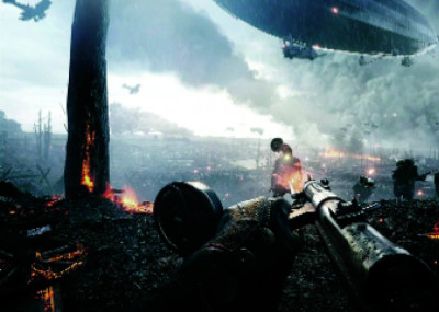Game Review: Battlefield 1 and Tales from the Void