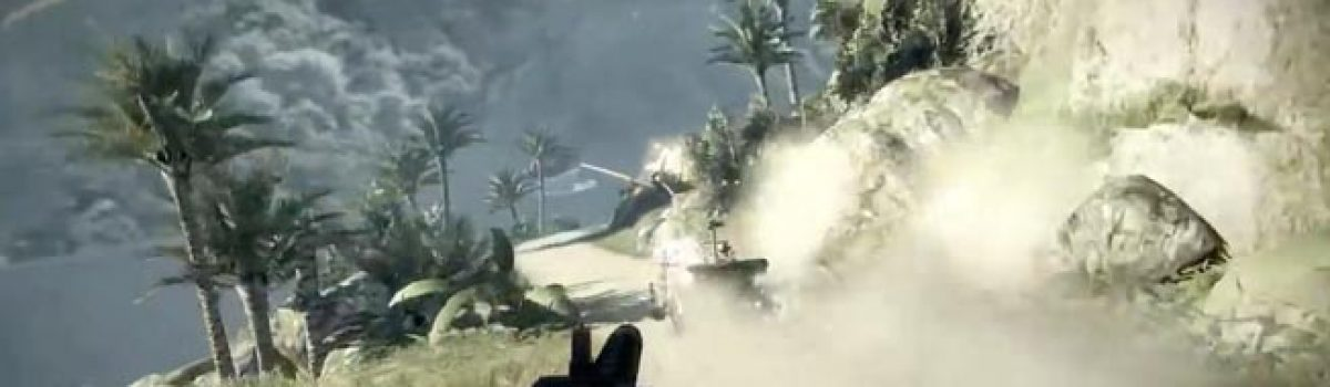 Battlefield: Bad Company 2 – Breaking Down the Walls