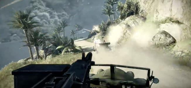 Bad Company 2's fully destructive environments and adrenaline-fueled multiplayer helped keep EA in the war game arms race.