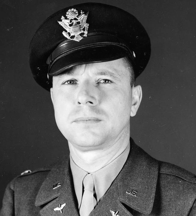 Colonel Howard Moore commanded the 479th Group.