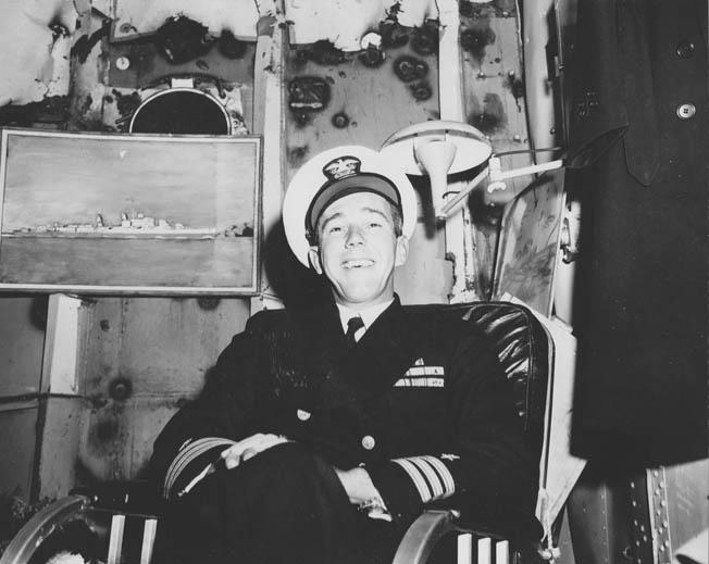 Commander Becton.