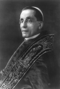 On December 7, Pope Benedict XV originally proposed a front-wide Christmas Truce to the leaders of Europe.