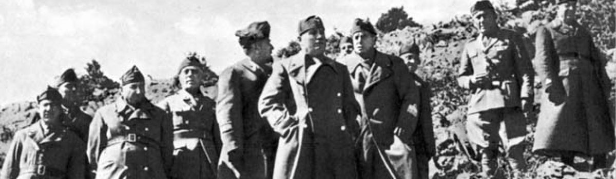 The Greco-Italian War: One of Benito Mussolini's Biggest Failures