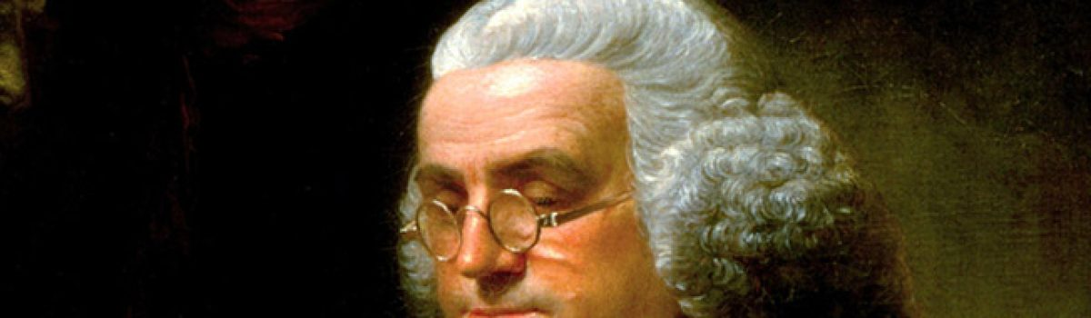 Benjamin Franklin in the American Revolution